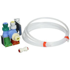 Refrigerator Water Inlet Valve Dual Coil Whirlpool Kitchenaid Icemaker W10408179