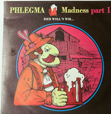 "PHILEGMA MADNESS PART 1 - BIER WOLL´N WIR...  7""SINGLES (h215)"