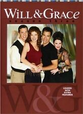 Brand New DVD Will & Grace - Season 3 Eric McCormack Debra Messing Megan Mulla