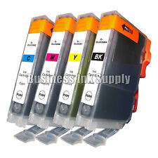4 COLOR CLI-226 CLI226 CLI 226 CMY BK Ink Canon Pixma MG8120