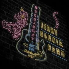 Jerry Garcia - On Broadway: Act One - October 28th 1987 [New CD]