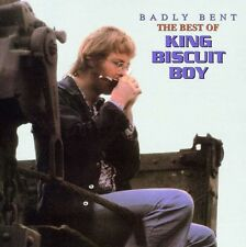 Best Of (Badly Bent) - King Biscuit Boy (2006, CD NEUF)