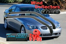 BMW 5 E60,E60 2004-2010 SALOON/Estate  Wind Deflectors 2 pcs HEKO (11131)