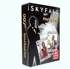Skyfall, James Bond 007 - Playing Cards. Skyfall Karty do gry dla dorosłych