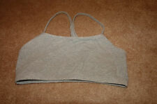 Gray Fruit of the Loom Lounge Sports Bra Size 38