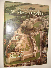 History and Treasures of Windsor Castle by Mackworth-Young (1985, Hardcover)