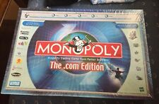 NEW MONOPOLY THE .COM Edition SEALED LIMITED COLLECTORS EDITION PARKER BROS