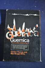 1975 Guernica: The Crucible of World War II HCDJ