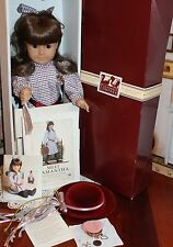 American Girl Doll Samantha, Box & Book! West Germany! White Body! EUC!