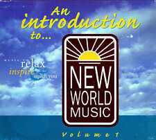 NEW WORLD MUSIC ... An Introduction to ... Volume 1 * 1998 * NWCD 442