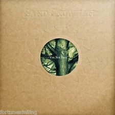 Sand Snowman (Moonswift) I'm Not Here Ltd ed vinyl LP OOP 33 rpm