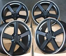 "18"" B MS003 ALLOY WHEELS FIT ALFA 159 CADILAC BLS FIAT CROMA SAAB 9-3 93 9-5 95"