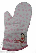 Betty Boop  Oven Mitt, NEW  Collectible