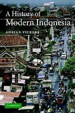 A History of Modern Indonesia-ExLibrary