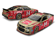 TONY STEWART #14 COKE DARLINGTON 2016 1/24 ACTION DIECAST CAR FREE SHIPPING