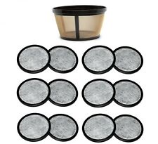 10-12 Cup  Coffee Filter & 12 Water Filters for Mr. Coffee Coffeemakers