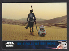 Topps Star Wars - The Force Awakens Series 2 - Blue Parallel Card # 26