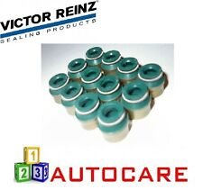 12x Victor Reinz Valve seals 7mm For Fiat Punto Renualt Cilo Skoda Superb 2.0TDI