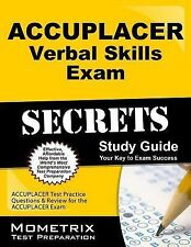 ACCUPLACER Verbal Skills Exam Secrets Workbook : ACCUPLACER Test Practice...