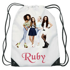 Personalised Little Mix Drawstring Bag for  Swimming PE School Gift Ballet Girl