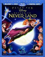 Peter Pan Return to Neverland: Special Edition DVD + Digital Copy