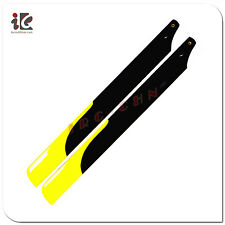 1Set Fiber Glass Main Rotor Blade 325mm For Align Trex 450 V2/SPORT/PRO RC Heli