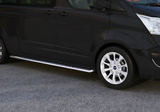 Schwellerrohre für den Ford Transit & Tourneo Custom langer Radstand