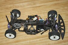 1:10 CEN 4WD RC Drift Car Electric R/C Carbon Fiber Belt Drive Car GX1