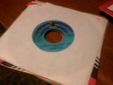 """TOMMY BUSH - LETTING IT ALL HANG OUT  * SOUL FUNK 7"""" 45"""