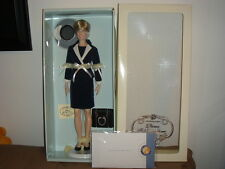 Franklin Mint Princess Diana Vinyl Doll Inspecting Of The Guard New with COA.