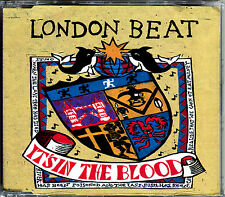 LONDON BEAT - IT'S IN BLOOD - CD MAXI  [391]