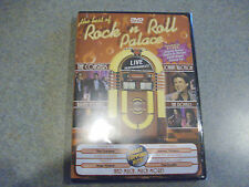 THE BEST OF ROCK N ROLL PALACE DVD THE COASTERS BRAND NEW AND SEALED