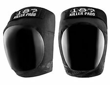 New 187 Killer Pro Pads Knee XLarge Skateboarding Skateboard Black Skate Best