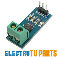 ACS712 5A Range Analogue Current Sensor Module ACS712ELC-5A 5V ARDUINO RAS PI