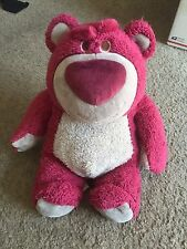 Nice Disneyland Disney World plush stuffed Lotso Bear Toy Story Cute