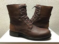 UGG MEN LARUS GRIZZLY LEATHER WATER RESISTANT Boot US 12 / EU 45.5 / UK 11 - NIB