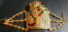 22K Gold Plated Indian Bollywood Ethnic Fashion Bajubandh e