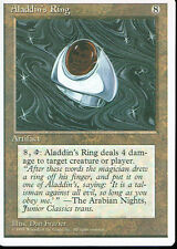 MAGIC THE GATHERING 4TH EDITION ARTIFACT ALADDIN'S RING