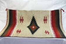 "VINTAGE NATIVE AMERICAN NAVAJO RUG Estate Find Antique 36"" x 29"" Free Ship"