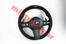 NEW BMW F30 ALL ALCANTARA CARBON RACE DISPLAY OLED LED M SPORT STEERING WHEEL