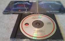 Metallica - Ride The Lightning US 1st Pressing 60396-2