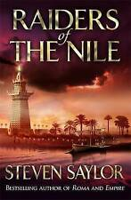 Very Good 1472101979 Paperback Raiders Of The Nile (Roma Sub Rosa) Saylor, Steve