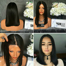 Heat Resistant Brazilian Lace Front Wig Synthetic With Baby Hair 150% Density