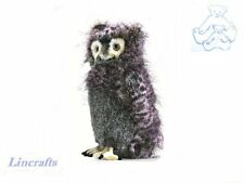Bubo Owl Plush Soft Toy Bird by Hansa. 3678
