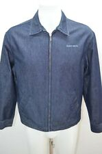 TEDDY SMITH VESTE JEAN BLOUSON  38 40 S BLEU
