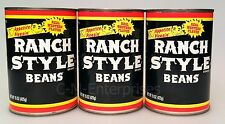 Ranch Style Beans 15 oz ( 3 Cans )