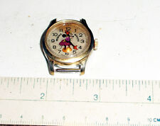 Disney Mini Mouse Antique Character Wristwatch - Swiss Made Bradley