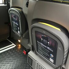 LTI TX1, TX2 & TX4 Rear Occasional Seat Cushion Over Covers in VINYL