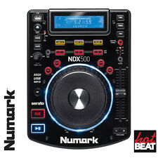 Numark NDX500 Tabletop USB/CD Media Player Software Controller NDX-500 Ship FAST