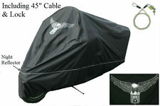 Honda Gold Wing F6B Motorcycle  Cover All Weather Protection. w/Eagle Logo.New.